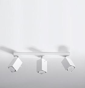Candeeiro de Tecto NL.0097 | Branco