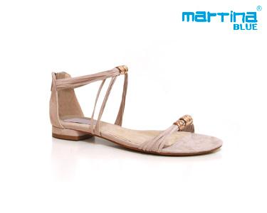Sandálias Martina Blue® | Crú