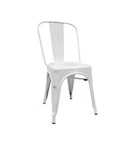 Cadeira Industrial Torix | Branco