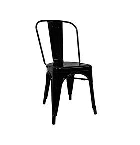 Cadeira Industrial Torix | Preto