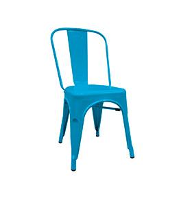 Cadeira Industrial Torix | Azul