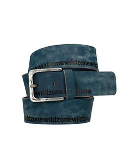 Cinto em Pele 104001A | Azul