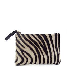 Carteira em Pele 21148 | Padrão Zebra