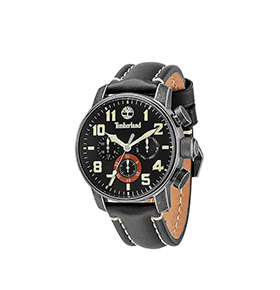 Relógio Timberland® Mascoma | Preto