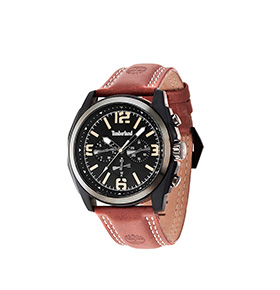 Relógio Timberland® Brattleboro | Castanho