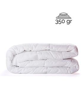 Edredon branco 350 Gramas 2,60 Cm x 2,40 Cm