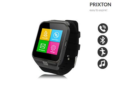 Smartwatch SW9 Prixton®   Cartão SIM, Cartão SD, Mp3, Filmes & Fotos