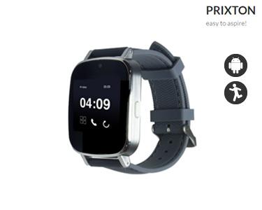 Smartwatch Android SWA20 Prixton® | Ecrã Curvo, Cartão SD & Cartão SIM