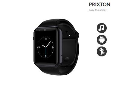 Smartwatch SW15 Prixton® Mãos Livres | Compatível com IOS & Android