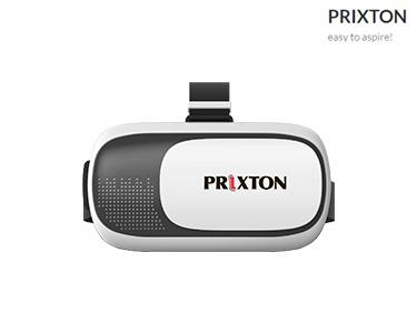 Óculos Realidade Virtual & 3D Prixton®