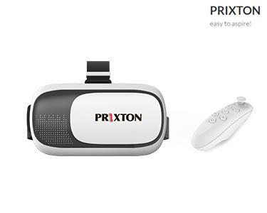 Óculos Realidade Virtual & 3D com Comando Bluetooth Prixton®