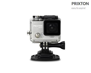 Câmara Desportiva FULL HD Prixton® | DV610 com Acessórios