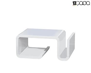 Mesa de Centro Cubo | Branco