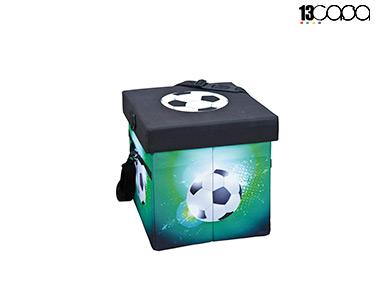 Geleira Dobrável c/ Assento | Football