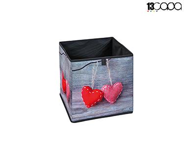 Caixa p/ Arrumação | Hearts