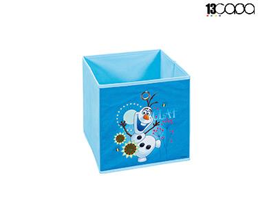 Caixa p/ Arrumação Frozen | Olaf