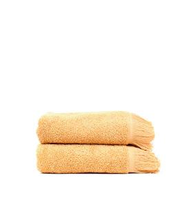 2 Toalhas Casa Di Bassi® em Algodão GL5090X2 | Dourado