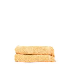 2 Toalhas Casa Di Bassi® em Algodão GL70140X2 | Dourado