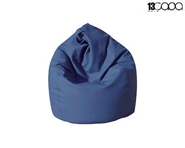 Puff Bean Bag Eco | Azul