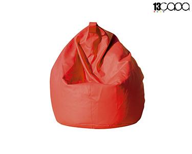 Puff Bean Bag Eco | Vermelho