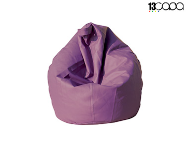 Puff Bean Bag Eco | Violeta