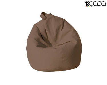 Puff Bean Bag Eco | Moka