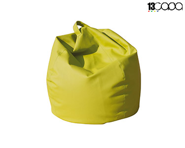 Puff Bean Bag Eco | Verde Ácido