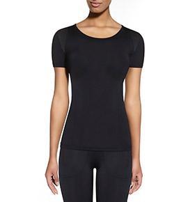 T-shirt Bas Black® Electrab | Preto