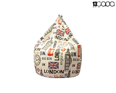 Puff em Algodão | London