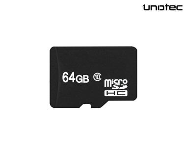 Cartão MiscroSD 64GB Classe 10 | Unotec®