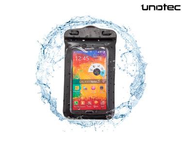 Capa XL à Prova de Água  para Smartphones   Unotec®