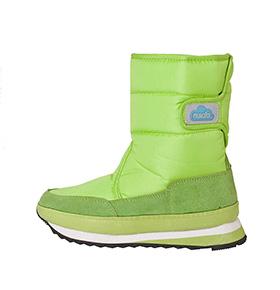 Botas Nuvola® com Grampon Snow | Verde