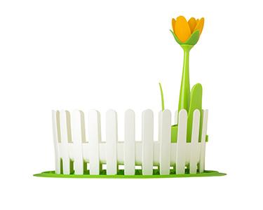 Escorredor p/ Loiça com Tapete Vigar® Flower Power
