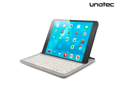Teclado Bluetooth Ultra Slim para iPad Mini 3 | Unotec®