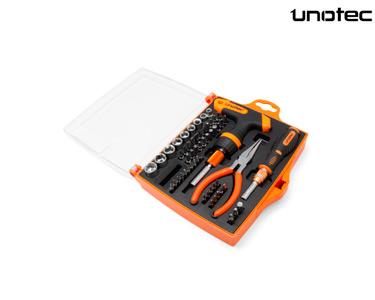 Kit Ferramentas | Unotec®