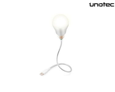 Lâmpada USB Flex 5W | Unotec®