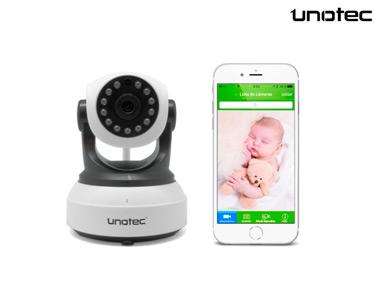 Câmara de Vigilância Wifi HD | Unotec®