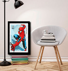 Quadro Spiderman CGFR4030-22 | 40x30cm