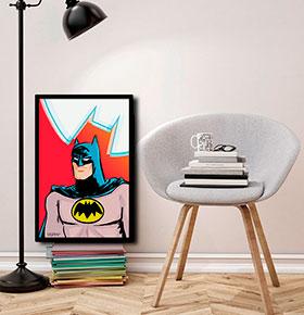Quadro Batman CGFR4030-44   40x30cm