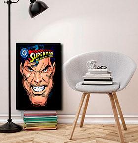 Quadro Superman CGFR4030-59 | 40x30cm