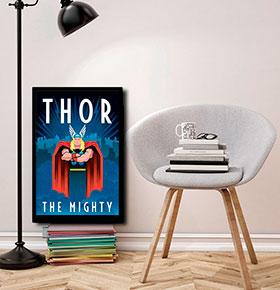 Quadro Thor CGFR4030-73   40x30cm