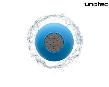 Coluna Bluetooth à Prova de Água Unotec®