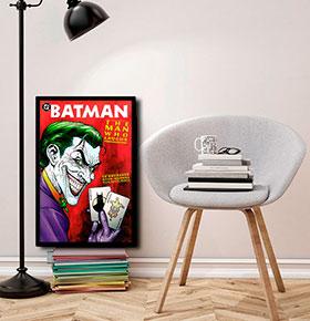 Quadro Batman CGFR4030-93   40x30cm