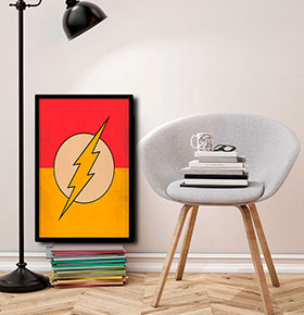Quadro The flash CGFR4030-105 | 40x30cm