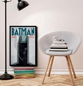 Quadro Batman CGFR4030-110   40x30cm