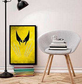 Quadro Wolverine CGFR4030-132   40x30cm