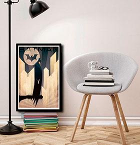 Quadro Batman CGFR4030-156 | 40x30cm