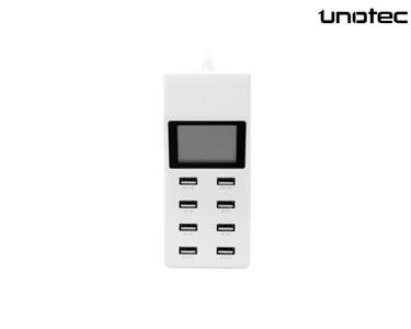 Carregador USB Unotec® | 8xUSB
