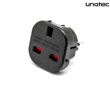 Adaptador UK para EU | Unotec®