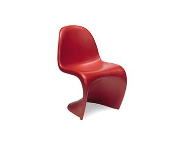 Cadeira Estilo Phantom   Vermelho